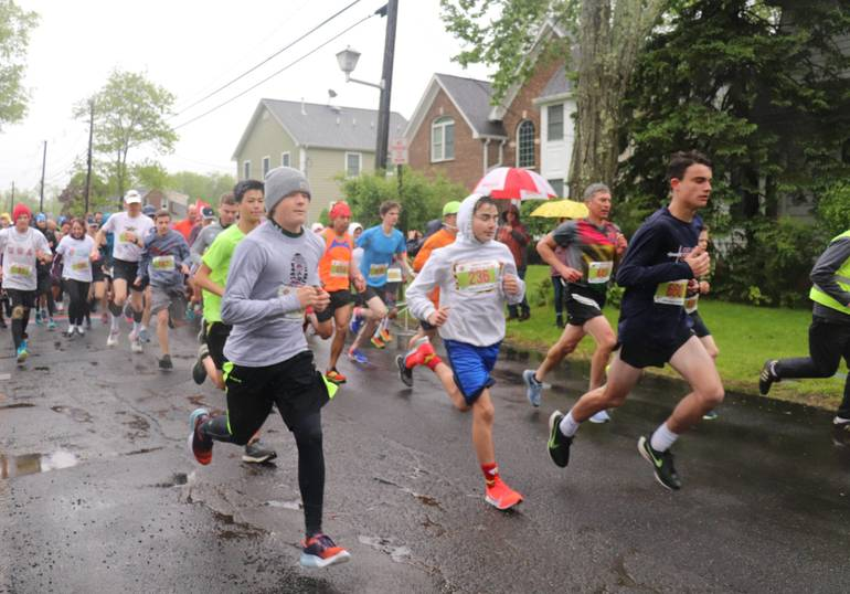 Sponsorships Available for the Berkeley Heights Mother's Day 5K