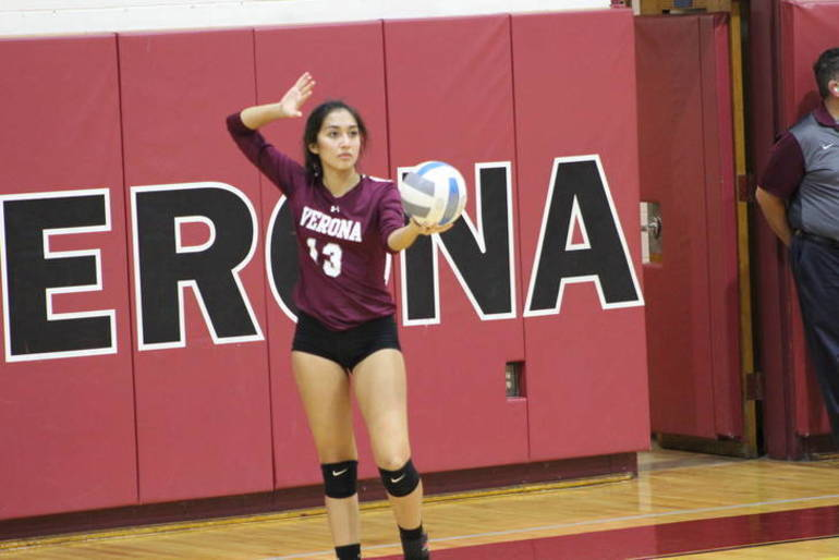 Girls Volleyball: Verona Set To Defend Crown in 2018