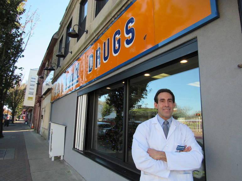 Camden Pharmacy Seeks to Sow Trust in Coronavirus Vaccine