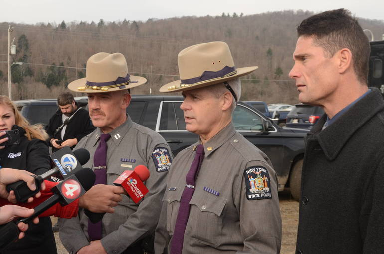 State Police press conference