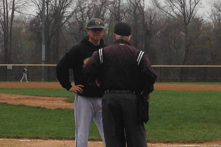 Scott Gleichenaus Ecstatic to be Coaching on the Diamond at South Plainfield High School