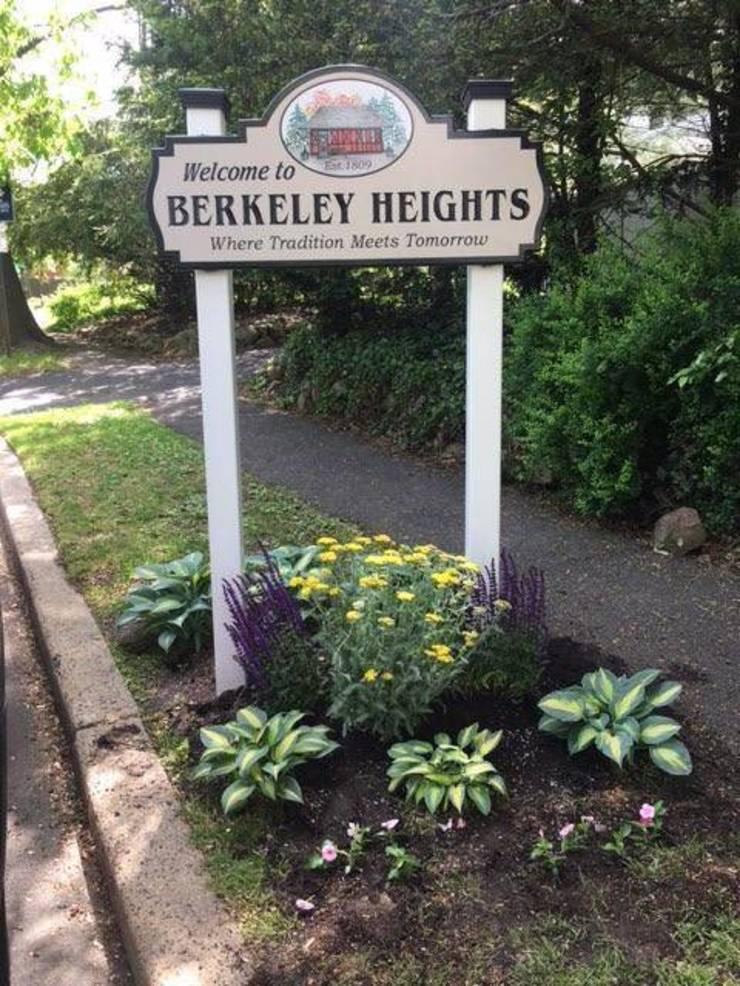 DBC Adopt-a-Sign Berkeley Heights