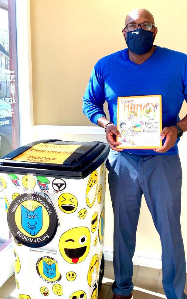Singleton Collects Over 4,000 Books for Kids in Need During National Reading Month