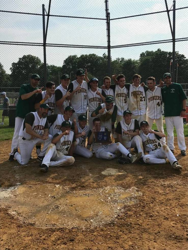 NPHS Baseball Team Receives Academic Honor for Second Consecutive Year