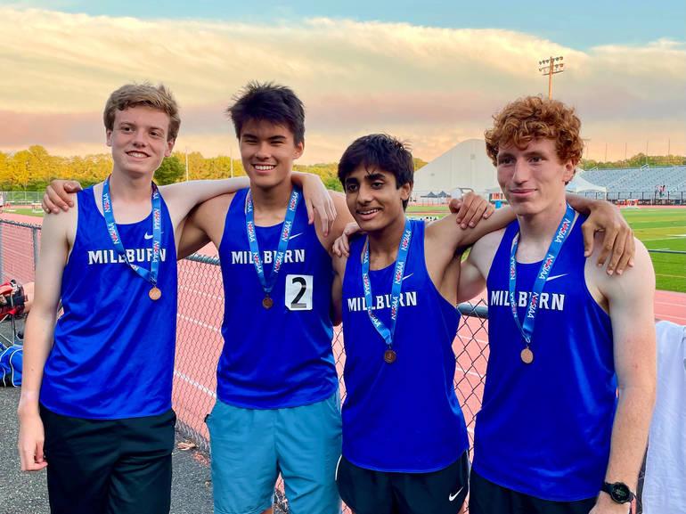 Millburn High School Track Team's Very Successful 2021 Season