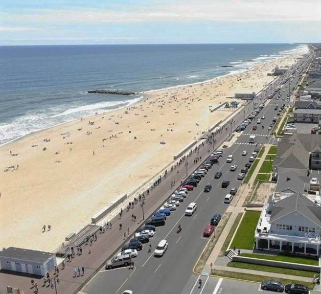 Verizon Wireless Files Suit Against Belmar for Stalled Plans to Bring 19 New Cell Poles to  Beachfront