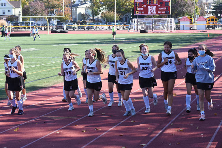 Morristown Field Hockey Ends Unpredictable Season With Solid Record