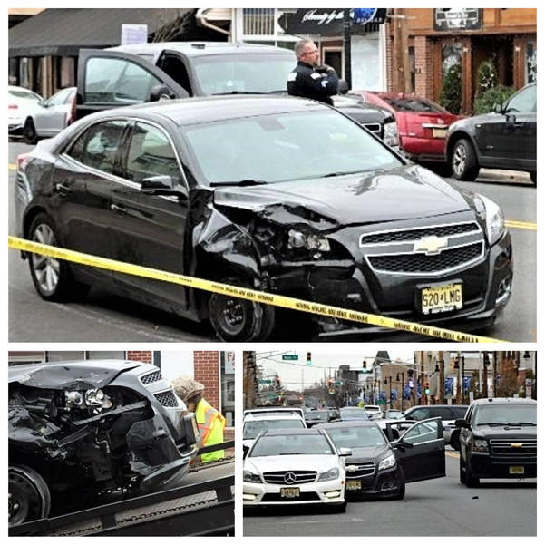 Belmar Man Arrested after Car Chase with Police Ends on Main Street