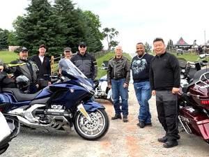 Livingston Motorcyclists to Dedicate 300-Mile Ride to Livingston Philanthropies, Inc.