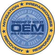 Nutley OEM, Ida Hotline, Nutley Flood, Nutley NJ, FEMA