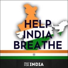 "Sonny's Indian Kitchen ""Help India Breathe"" Fundraiser"