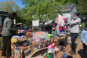 Millburn Residents Are  Fundraising to Help Indian COVID-19 Relief Efforts