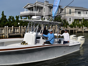 The Oldest White Marlin Tournament in the Country Continues out of LBI