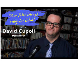 VIDEO: Belmar Public Library Invites Poets to Put Power of Prose on Display
