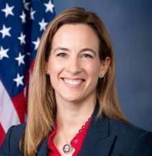 Representative Mikie Sherrill (NJ-11), Nutley NJ