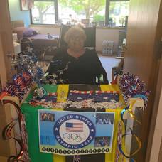 Residents Enjoy Daughters of Israel Senior Olympics