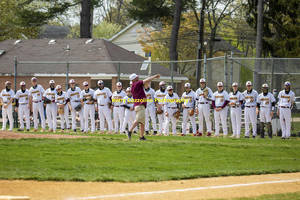 Madison Baseball Eliminated from Morris County Tournament After Loss to Mountain Lakes