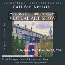 Historical Society to Hold Virtual Art Show; Deadline Approaching for Submissions