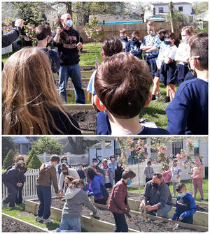 New Arbor Day Tradition Takes Root at Belmar Public Library