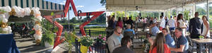 """""""The Rock 1925"""" Restaurant & Catering Facility at Rock Spring Golf Club Celebrates Grand Opening"""