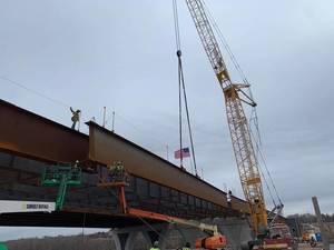 Scudder Falls Bridge Replacement Project Enters Final Construction Stage