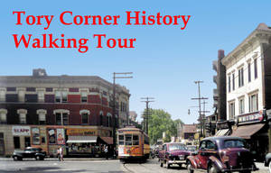 Tory Corner History Walking Tour on August 7th