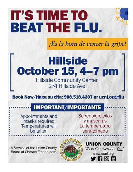 Top story 3b01cea8919b8e2b09ce beat the flu flyer for hillside