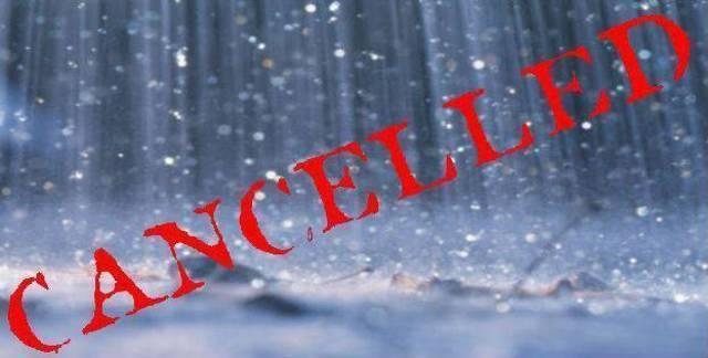 Top story becc66ec613c4b69f882 best 8bc263710c1ea18f79ec  cancelled due to rain