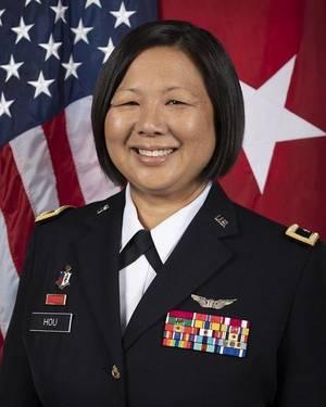 State Adjutant Gen. Lisa Hou, a Jersey Shore Resident, is Leading Effort to Assist Afghan Refugees Arriving at South Jersey Military Base