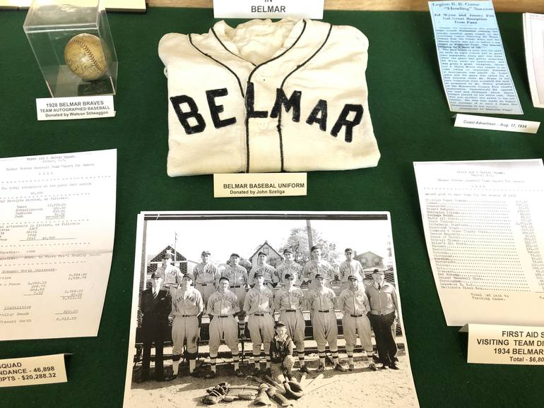 Belmar Historical Society Looks Back: When Baseball Scored Big in This Small Borough
