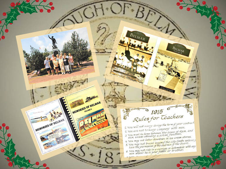 VIDEO: Belmar Historical Society Offering Treasures of the Past for Holiday Gift-Giving