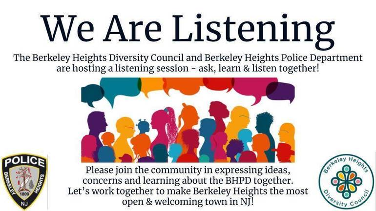 BHDC & BH Police Department Host Community Listening Session on Oct 14