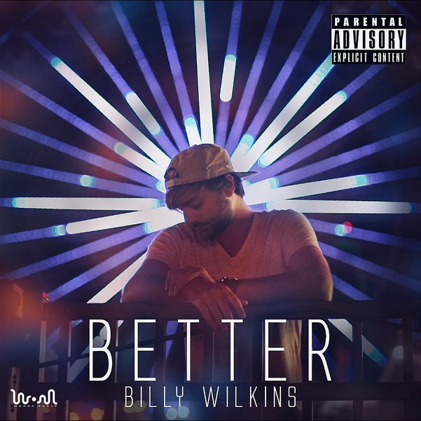 Billy Wilkins Better CD cover art.png