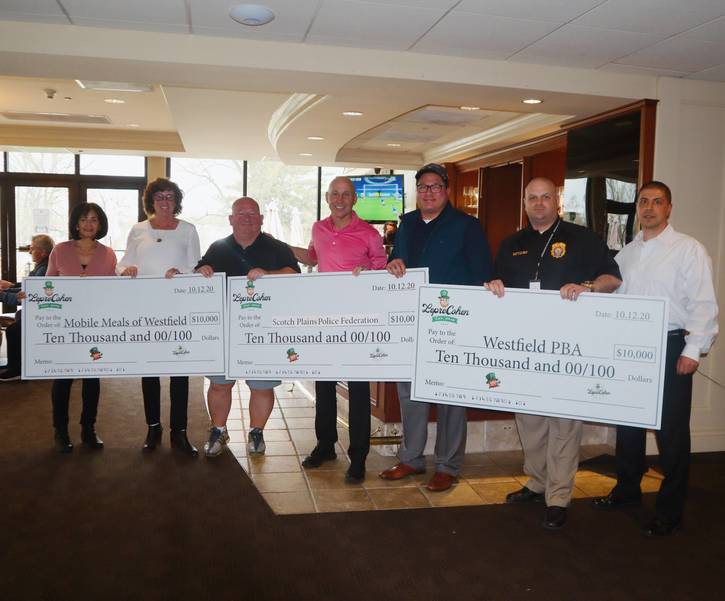 Westfield Golf Outing Boosts Local Police, Charities