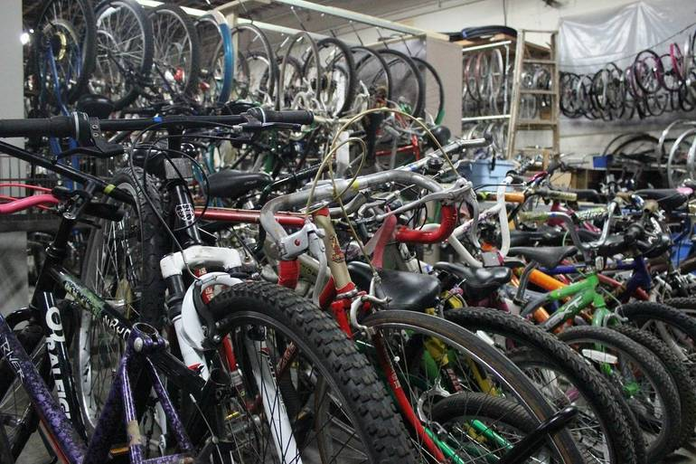 New Brunswick Bike Exchange Shifting Gears, Needs a New Home