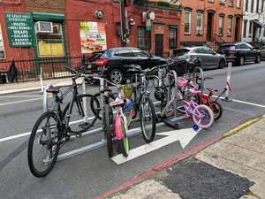 Bhalla Continues Efforts to Make Hoboken More Bike Friendly