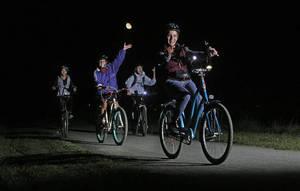 Take a Bike Ride in the Mercer County Moonlight
