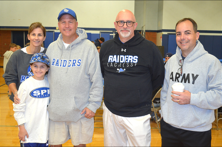 Scenes from Scotch Plains-Fanwood Athletic Boosters Breakfast