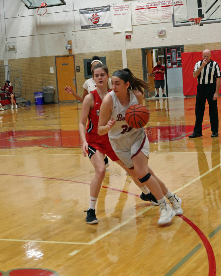 Girls Basketball Teams at Bloomfield and Glen Ridge Getting the Chance to Play Regularly