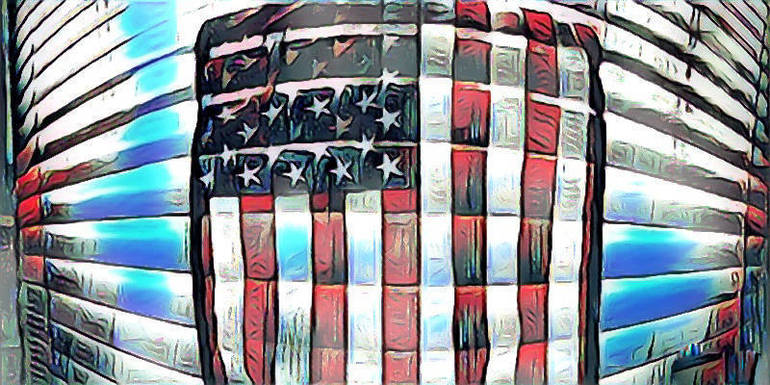 OUR FLAG  AMERICA
