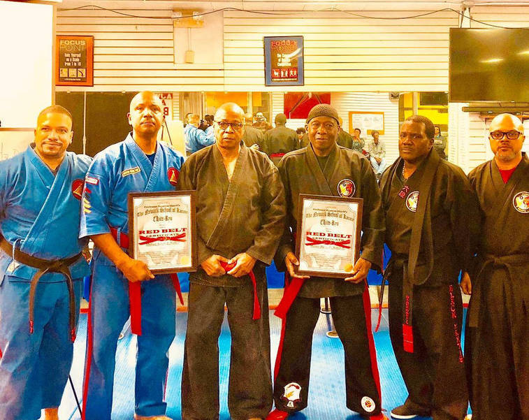 Martial Arts Masters Become Professors While Impacting Youth with Science.