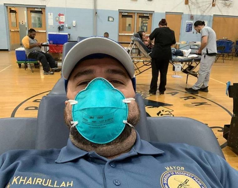 Prospect Park Exceeds Goal at Blood Drive Wednesday