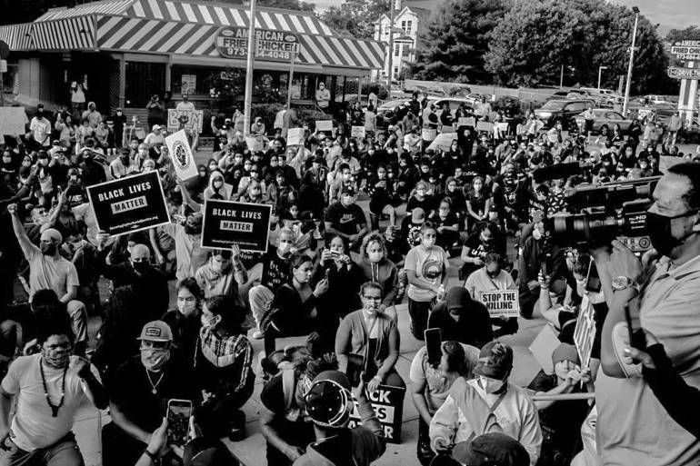 Black Lives Matter Recognizes One Year Anniversary of the Murder of George Floyd