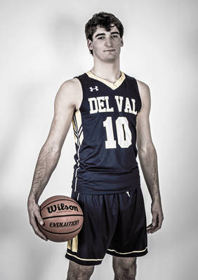 Logan Blake:  Led Del Val in almost every major Statistical Category Overall