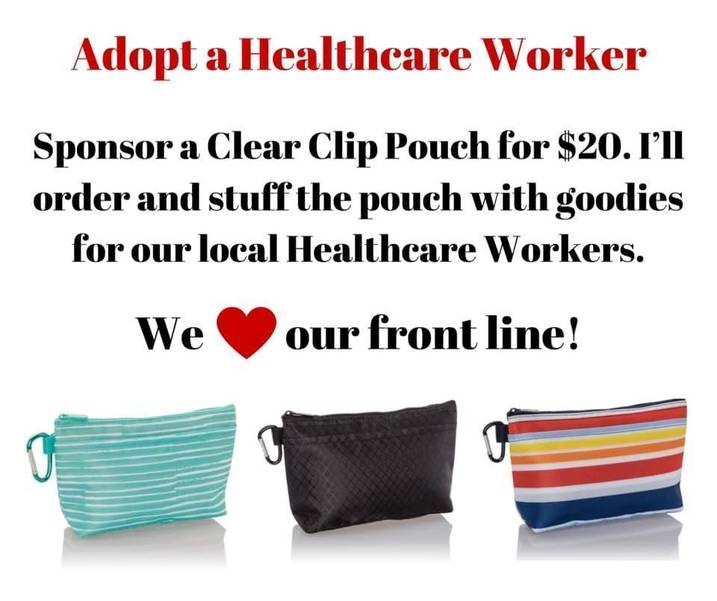 Pouches for Frontline Workers