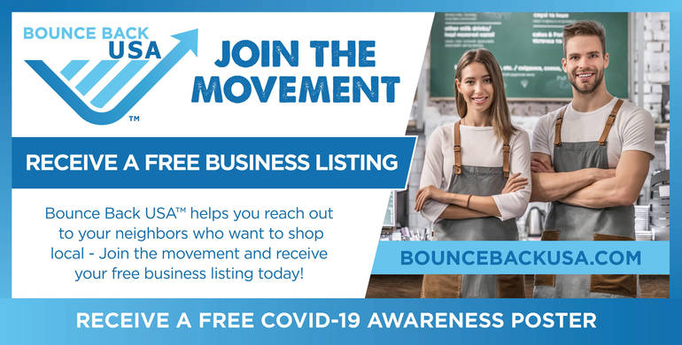 Business Owner Launches Free COVID-19 Resource Bounce Back Flemington