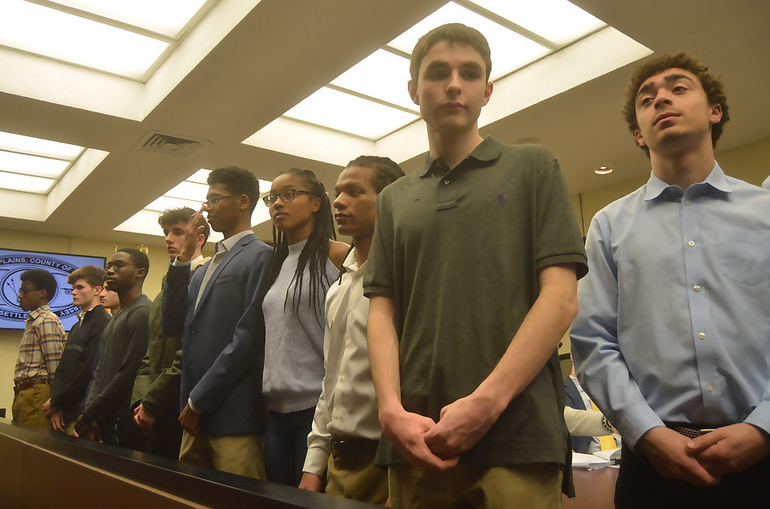 Boys Track Team at SP Council 3-19-19.png