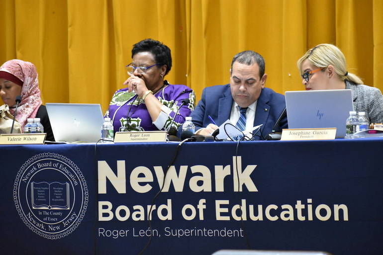 Newark School Board Member Calls for More Transparency in Candidate Appointment Process