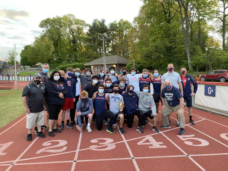 Track & Field: Gov. Livingston Boys Team Wins Union County Mountain Championship
