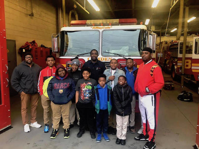 B.O.S.S. Connects Camden Boys to Mentors, And It's Just Getting Started